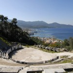 ancient theater thassos